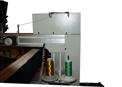 Double-Cone Thread Stand