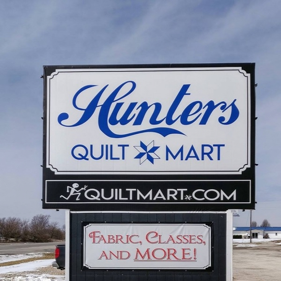 Hunters Quilt Mart - Centerview, MO