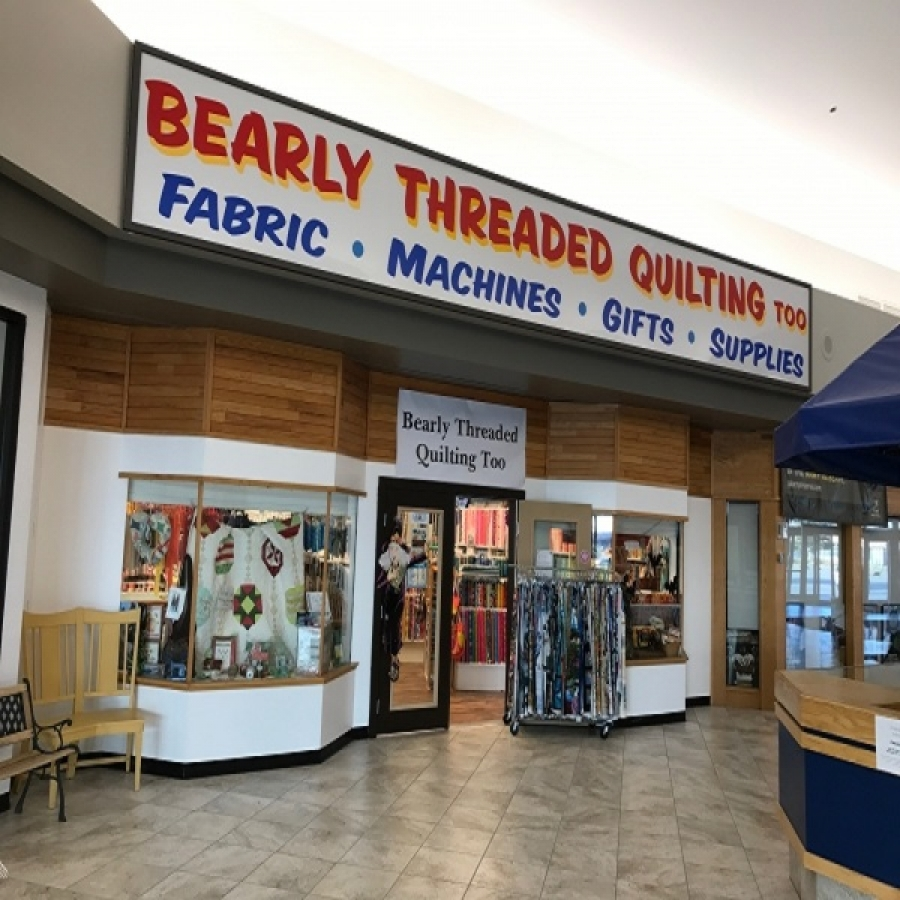 Bearly Threaded Quilting Too - Soldotna, AK