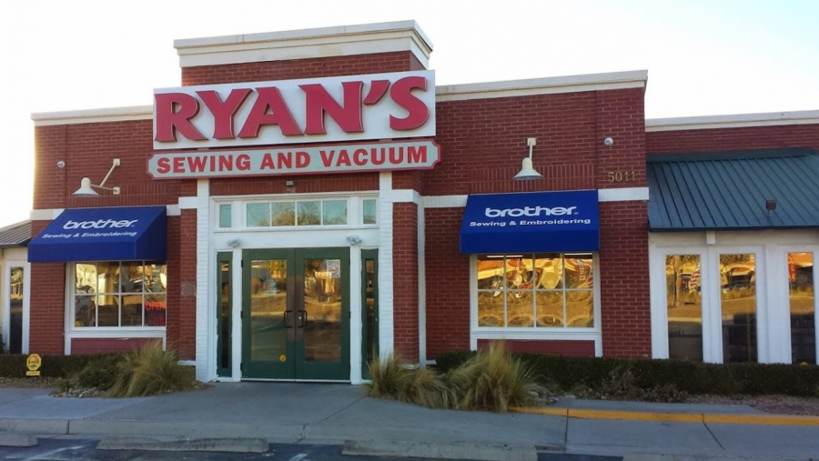 Ryan's Sewing & Vacuum Center - Albuquerque & Santa Fe, NM