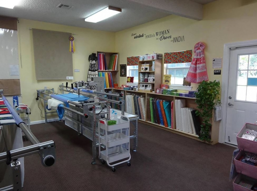 Donna Estes' Longarm Quilt Center - Denham Springs, LA